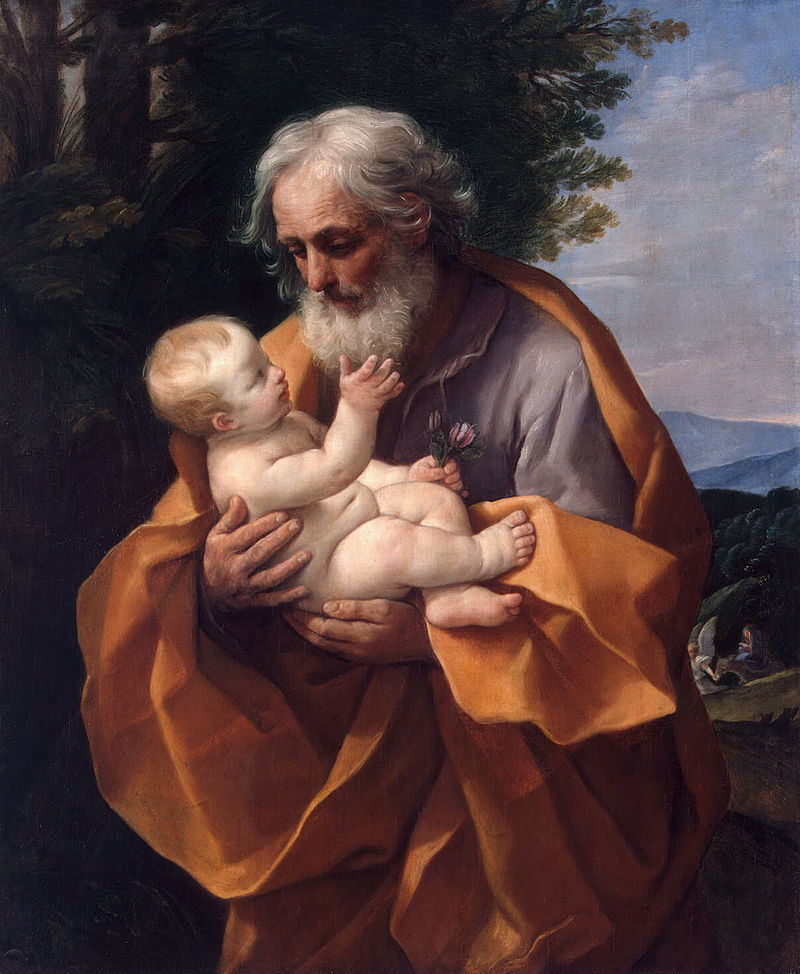 800px-Saint_Joseph_with_the_Infant_Jesus_by_Guido_Reni,_c_1635
